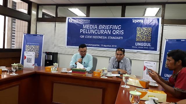 KPw BI Pematangsiantar Launching QRIS