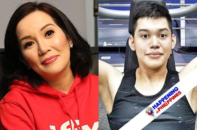 Isang Vlogger, Nagpapakalat na Nakabuntis raw Umano ni Joshua Aquino; Kris Aquino, Di rin Napigilang Mapa-react!