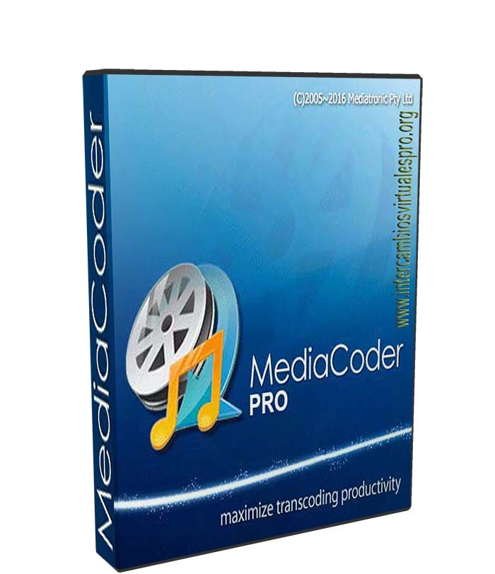 MediaCoder Pro 0.8.48.5888 poster box cover