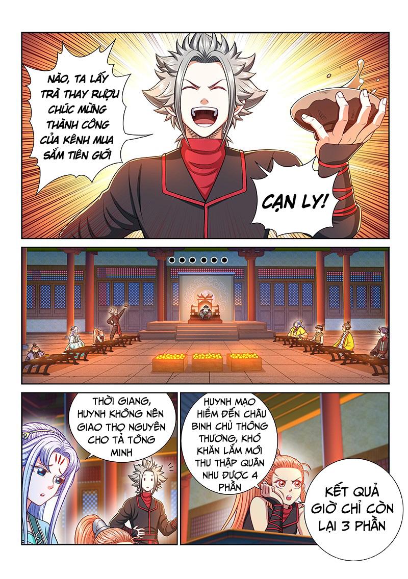 Ta Là Đại Thần Tiên chap 223 - Trang 5
