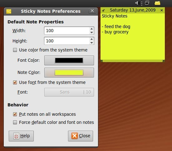 Enlightment of Linux: 5 Little Useful Sticky Notes For Linux