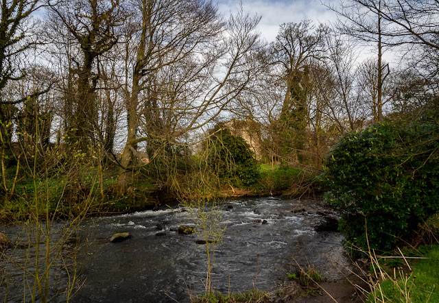 Photo of another view of the River Ellen at Crow Park