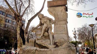تمثال عين الفوارة