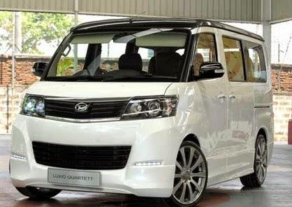 2018 2019 Daftar Harga Mobil Daihatsu Luxio Update Terbaru Seputar