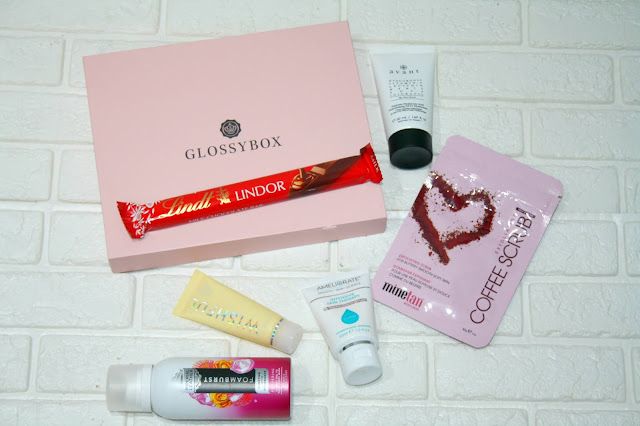 Glossybox Glossy Spa Edit - September 2020