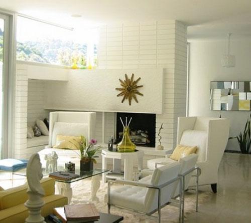 50+ Minimalist, Modern Living Room Interior Designs And