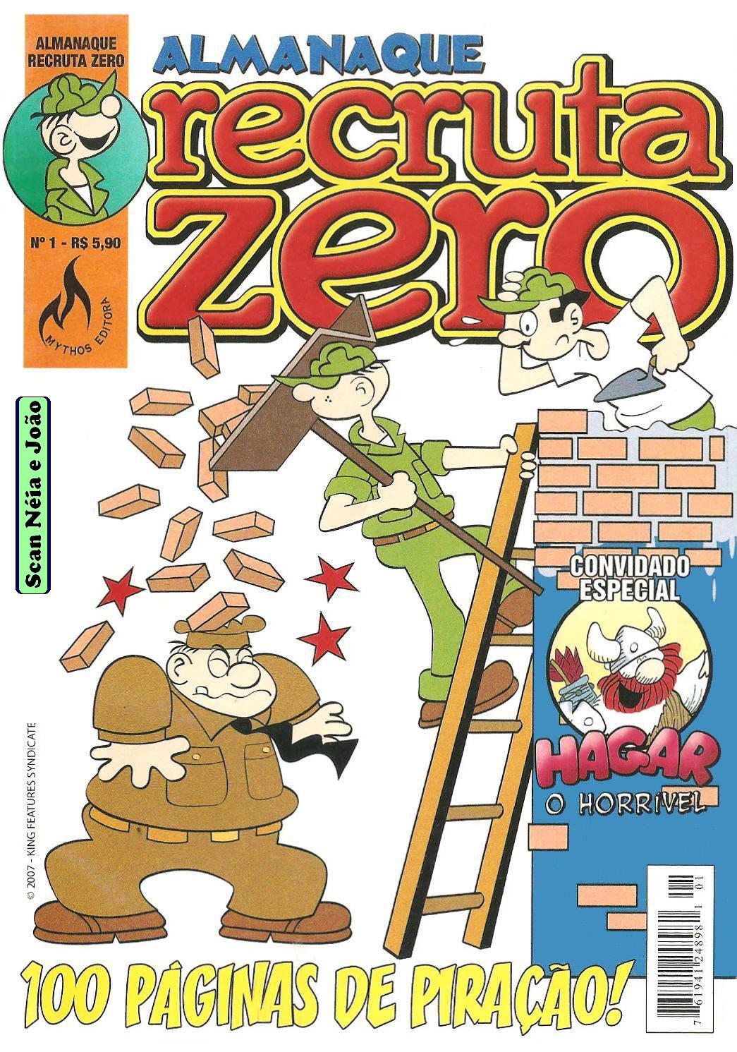 Recruta Zero Pdf