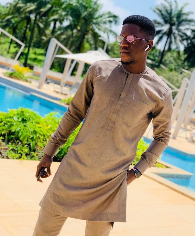 Meet Popular Nigerian Actor/Skit Maker -Isaac Bholu