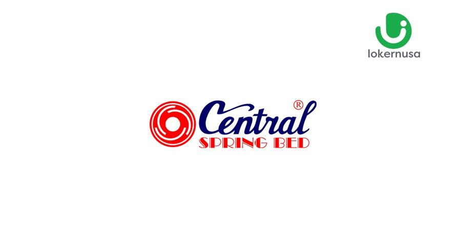 Lowongan Kerja Central Springbed