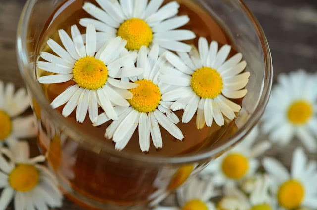Detoxing with Chamomile Tea