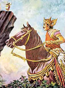 Harsha Vardhana - Indian King