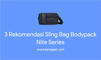 sling bag bodypack