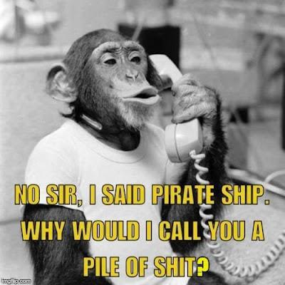 No sir, i said..