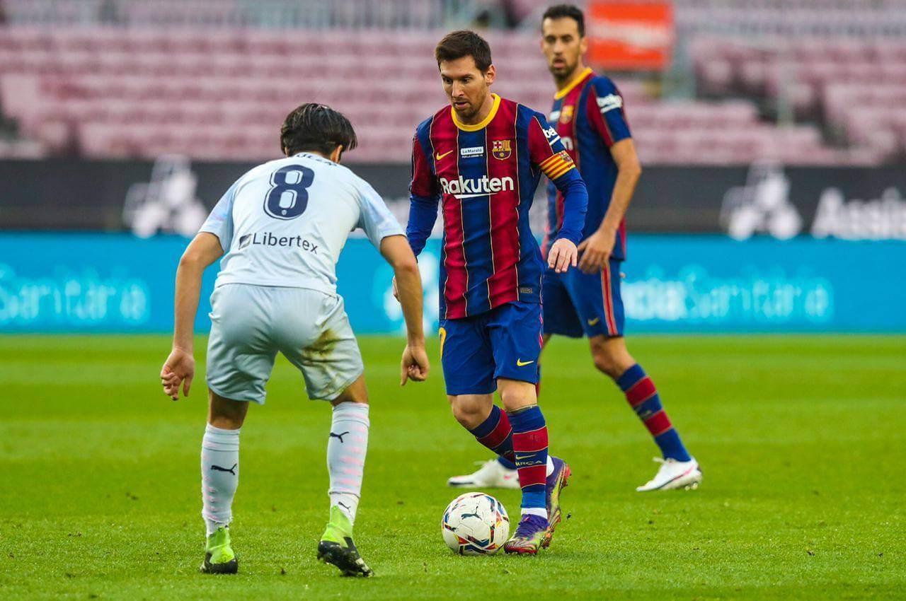 ملخص واهداف مباراة برشلونة وفالنسيا (2-2) الدوري الاسباني