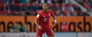 Juve 'could line up a bid for Bayern star Thiago' if a move for Pogba fails