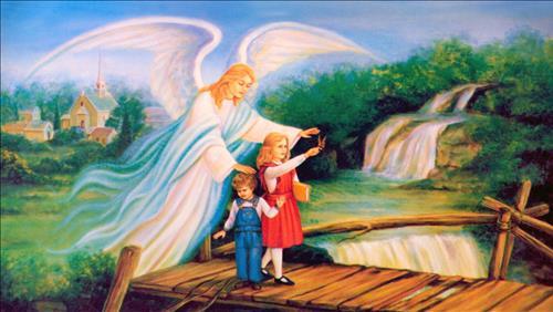 Dấu hiệu bạn có thiên thần hộ mệnh bên cạnh