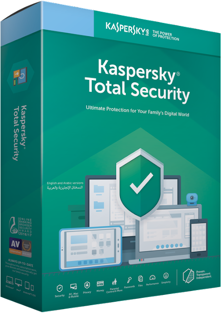 تحميل برنامج كاسبرسكاى توتال سيكيورتى 2019  Kaspersky Total Security 2019 v19.0.0.1088
