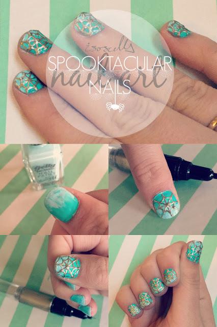 ISOSCELLA | Spooktacular Nails