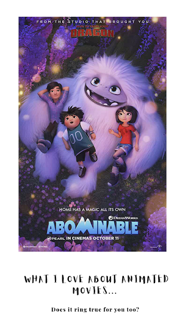 abominable movie review