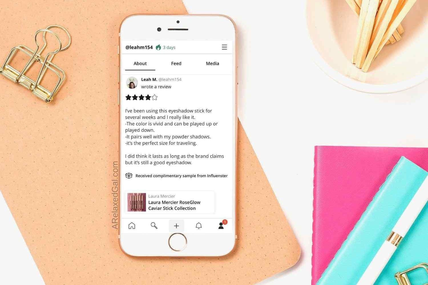 The ultimate Influenster guide | A Relaxed Gal