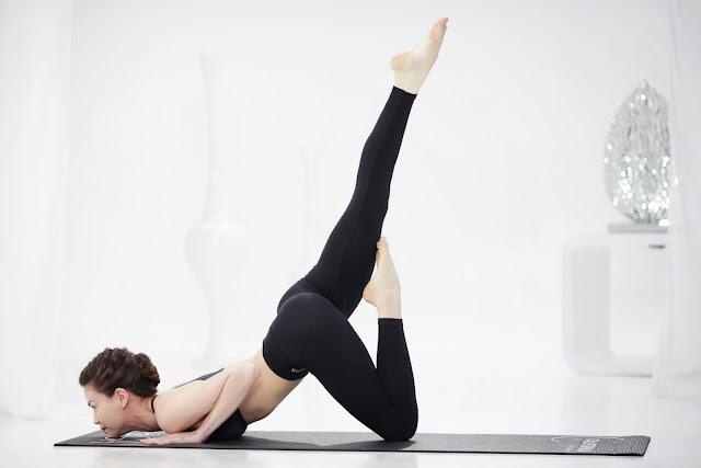 Bài tập yoga giảm mỡ bụng cho nữ: 1 tuần giảm vài cm là có thật