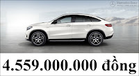 Giá xe Mercedes AMG GLE 43 4MATIC Coupe 2017