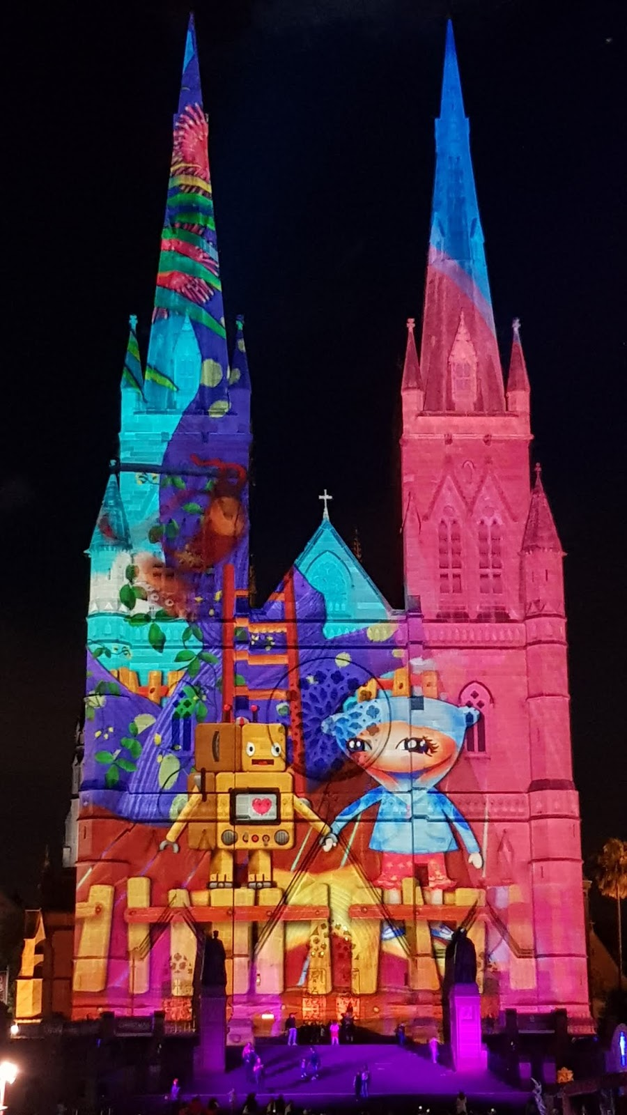 the lights of christmas whats on city of sydney - HD 900×1600