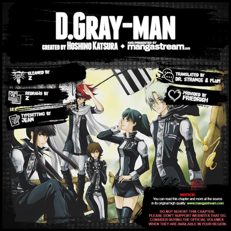 D.Gray-man 224 En