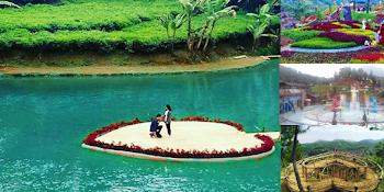 Lokasi Dan Harga Tiket Masuk Wisata Bukit Gronggong Paling Romantis