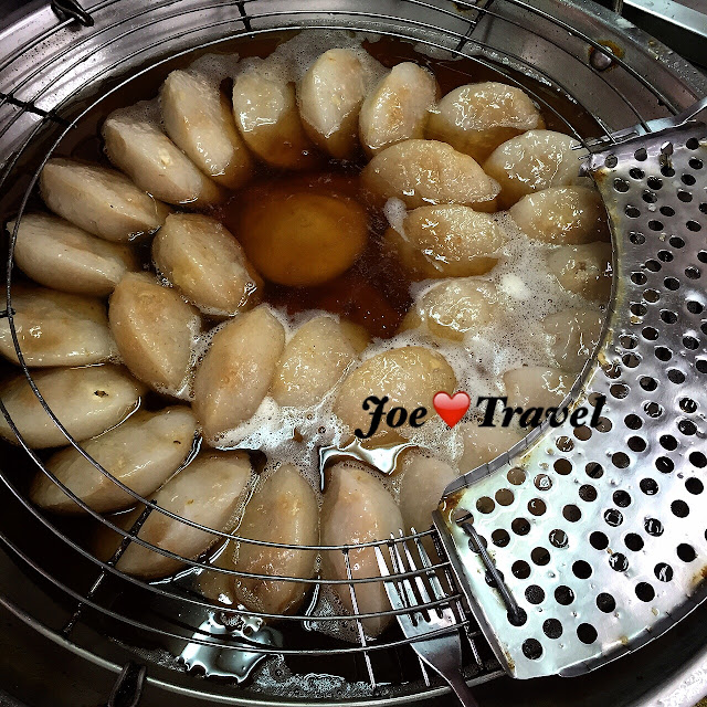 IMG 3886 - 【台中美食】第二市場傳承百年的好滋味-茂川肉丸