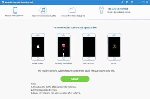 Cara mengatasi Bule Screen pada iPhone
