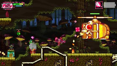 Metaloid Origin Game Screenshot 4