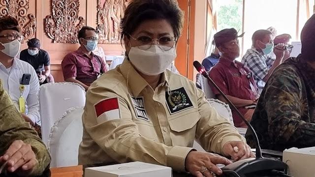 Senator Maya Rumantir Sebut Hal Ini Terkait Pengaduan Masyarakat Kampung Bugis Serangan