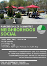 Parkside Plaza Social Nov. 9