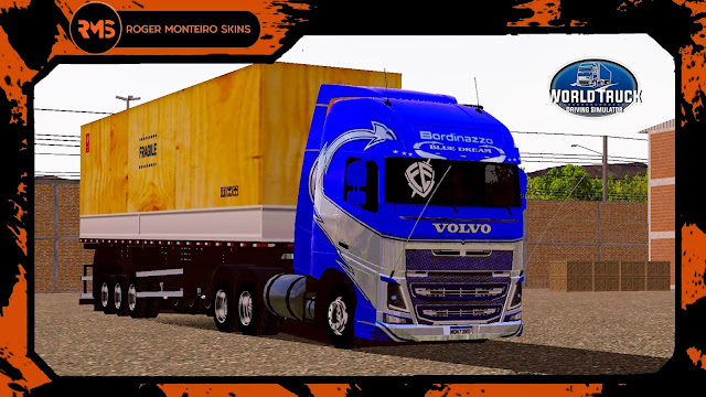VOLVO FH 16 BLUE DREAM