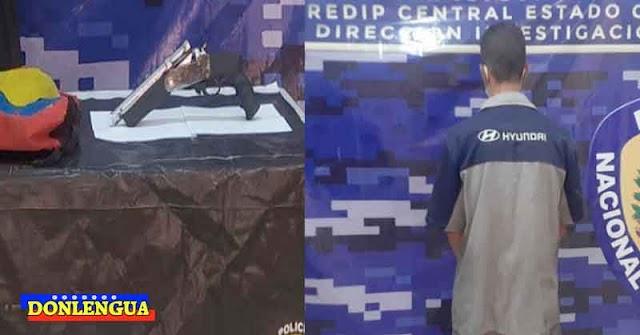 Detienen a un niño de 15 años con una escopeta recortada en Valencia