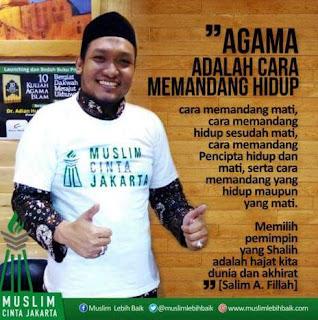 saya muslim, haram pilih pemimpin kafir