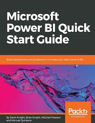 [Free ebook PDF]Microsoft Power BI Quick Start Guide: Build dashboards and visualizations to make your data come to life