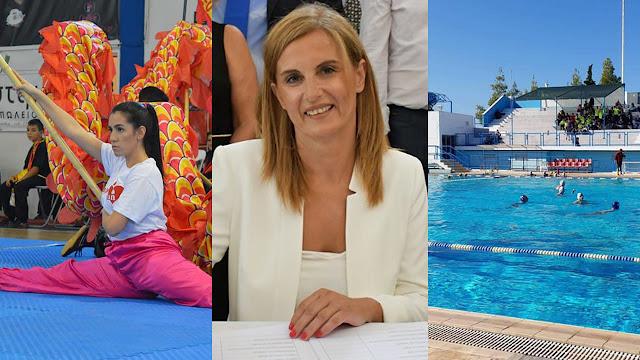 Μαρία Ράλλη: Ανθεί ο αθλοτουρισμός στο Ναύπλιο - Θετικό πρόσημο για την πόλη μας
