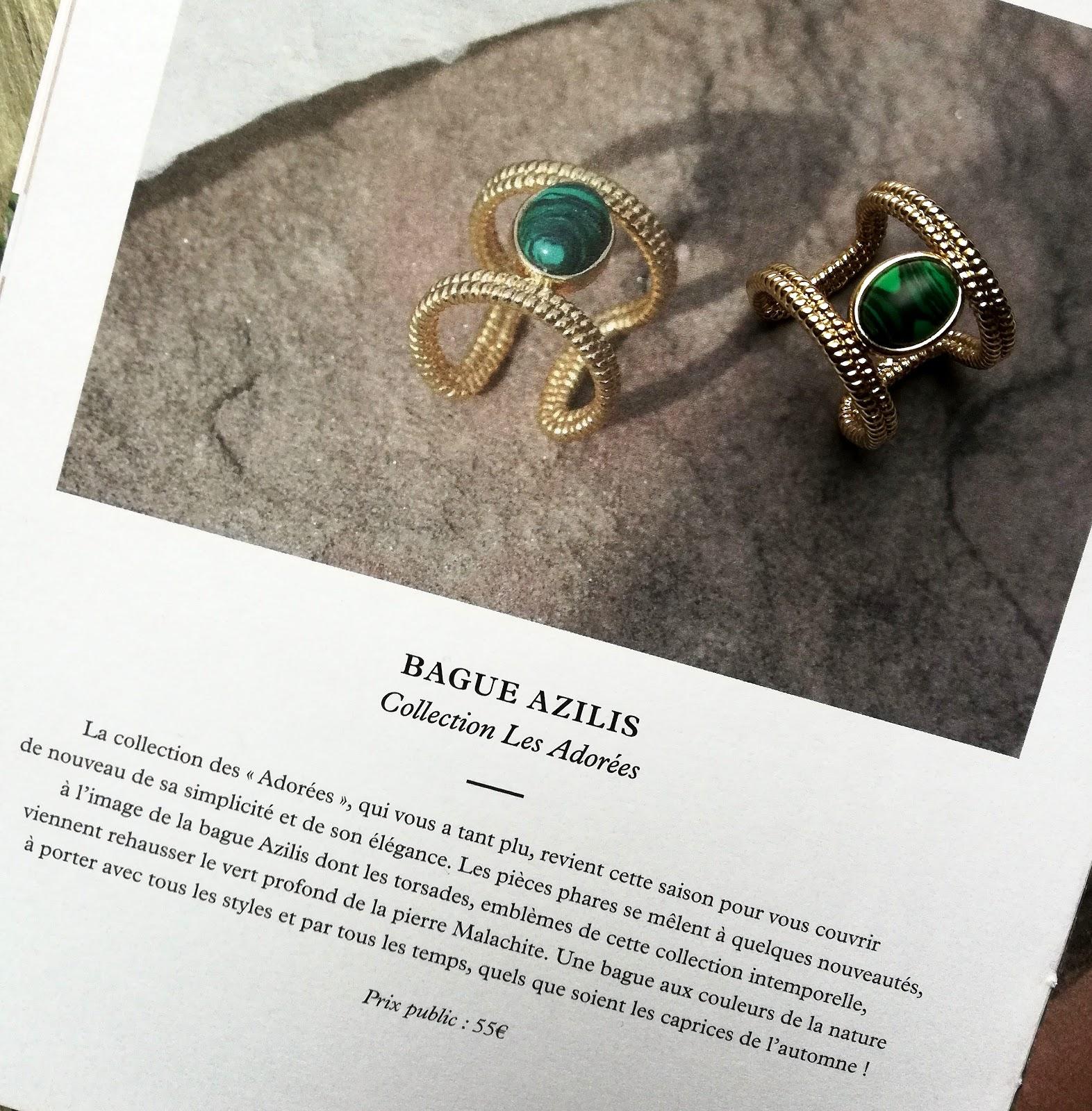 box bijoux emma&chloé octobre 2019