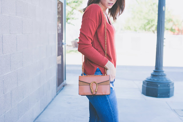 Shein Crossbody purse for Fall