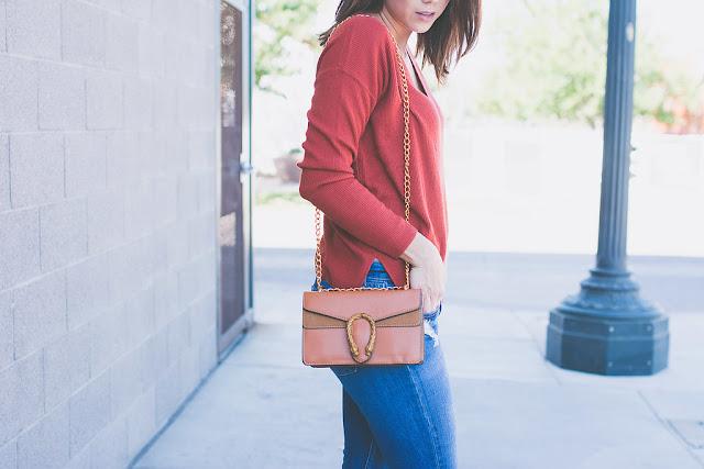 Shein Crossbody purse for Fall
