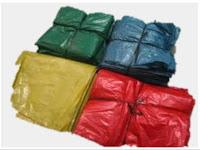 Cegah Sampah yang Berserakan dengan Kantong Sampah Plastik