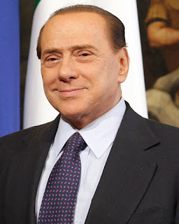Silvio Berlusconi is Italy's longest serving post-war Prime Minister