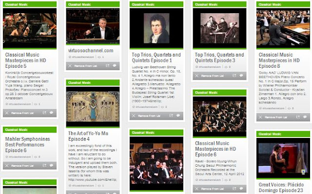 The Best Classical Music Series