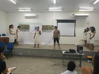Grupo de Extensão do CES apresenta musical no CDSA, em Sumé