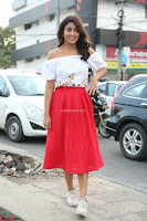 Shriya Saran looks super cute in off shoulder top and Red Skirt ~  Exclusive Celebrities Galleries 067.JPG