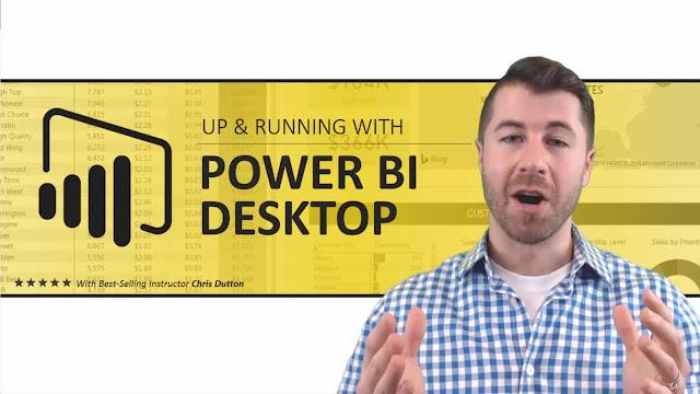 Microsoft Power BI - Up & Running With Power BI Desktop