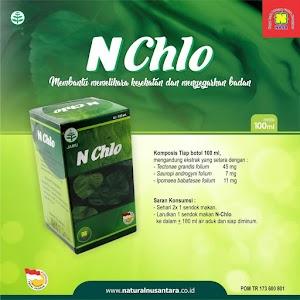 Natural Chlorophyl Nasa