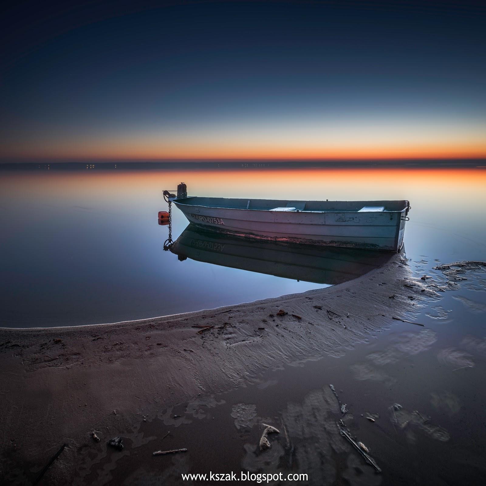 Wschód Słońca Turawa opolskie